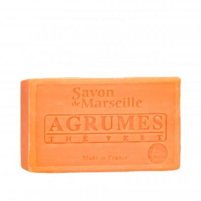 Savon 100 g AGRUMES - THE VERT